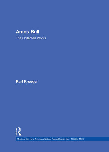 Amos Bull The Collected Works book cover