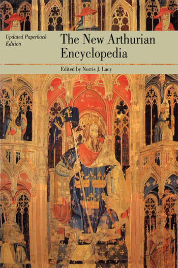 The New Arthurian Encyclopedia New edition book cover