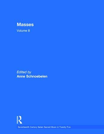 Masses by Giovanni Andrea Florimi, Giovanni Francesco Mognossa, and Bonifazio Graziani book cover