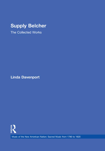 Supply Belcher The Collected Works book cover