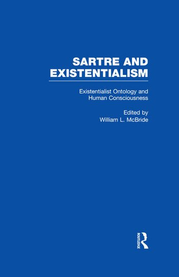 Existentialist Ontology and Human Consciousness book cover