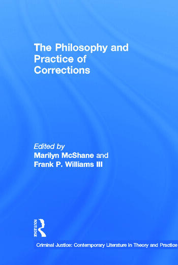 The Philosophy and Practice of Corrections book cover