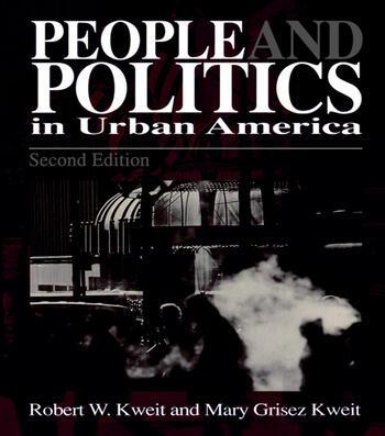 People & Politics in Urban America book cover
