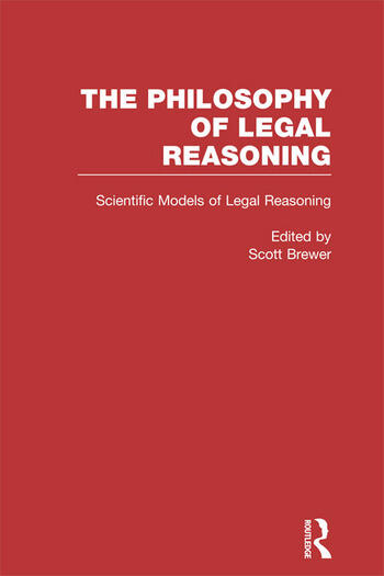 Scientific Models of Legal Reasoning Economics, Artificial Intelligence, and the Physical Sciences book cover