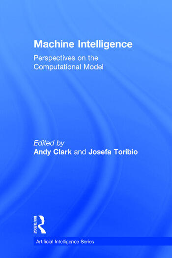 Machine Intelligence Perspectives on the Computational Model book cover