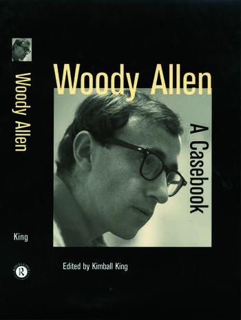 Woody Allen A Casebook book cover