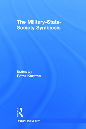 The Military-State-Society Symbiosis book cover