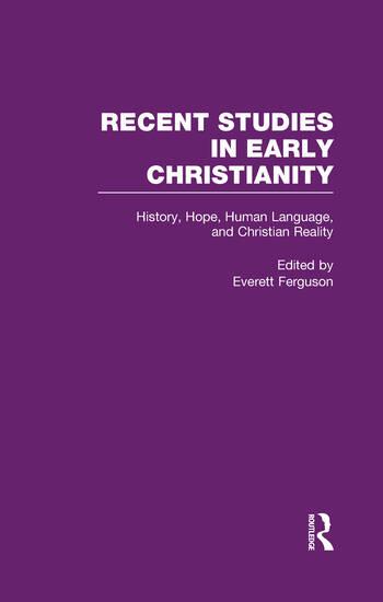 History, Hope, Human Language, & Christian Reality book cover
