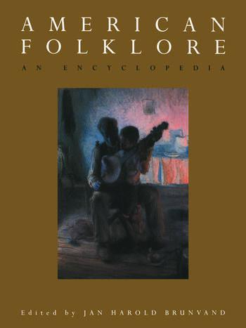 American Folklore An Encyclopedia book cover