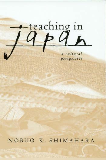 Teaching in Japan book cover