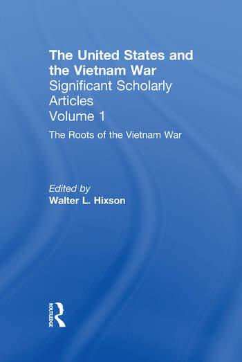 The Vietnam War The Origins of Intervention book cover