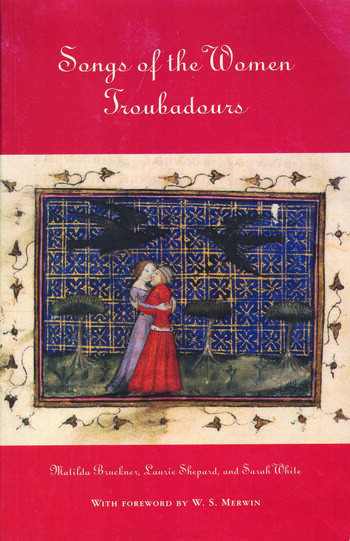 Songs of the Women Troubadours book cover