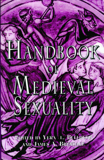 Handbook of Medieval Sexuality book cover
