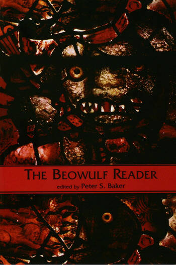 The Beowulf Reader Basic Readings book cover
