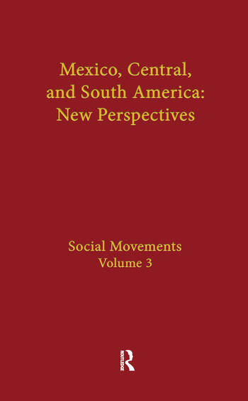 Social Movements Mexico, Central, and South America book cover