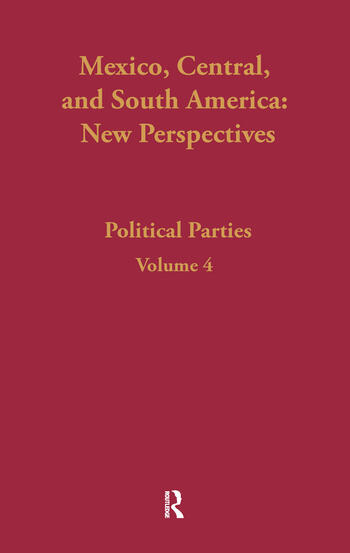 Political Parties Mexico, Central, and South America book cover