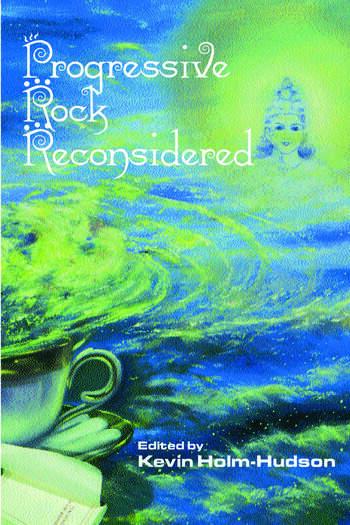 Progressive Rock Reconsidered book cover