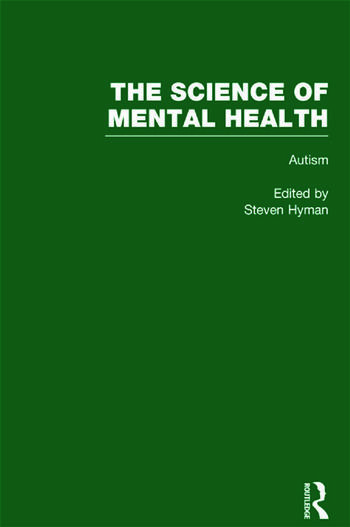 Autism The Science of Mental Health book cover
