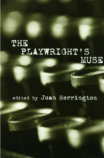 The Playwright's Muse book cover