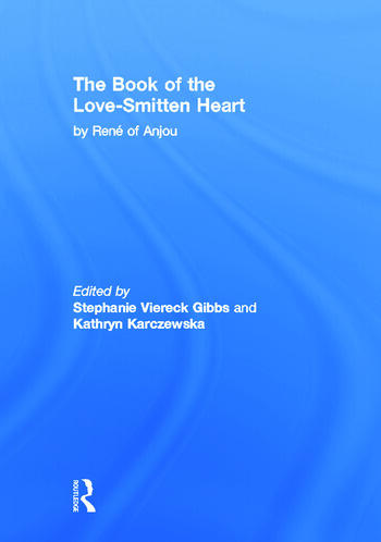 The Book of The Love-Smitten Heart book cover