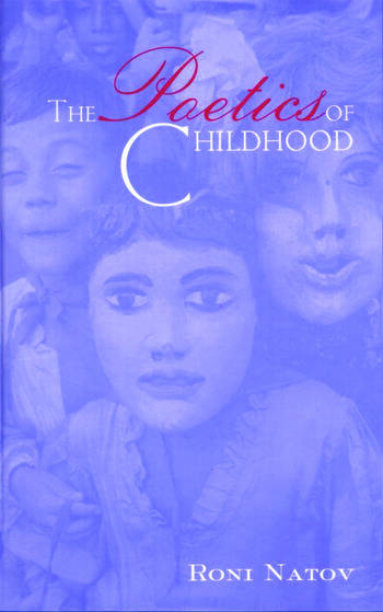 The Poetics of Childhood book cover