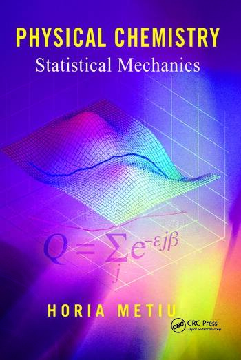 Physical Chemistry Statistical Mechanics book cover