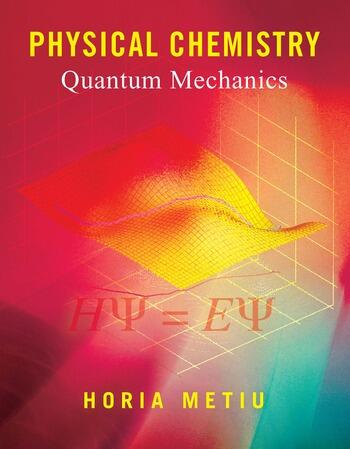 Physical Chemistry Quantum Mechanics book cover