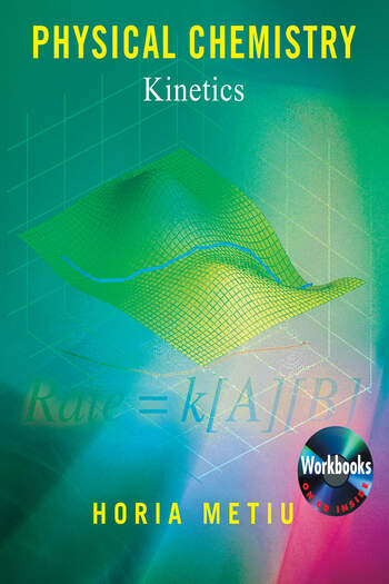 Physical Chemistry Kinetics book cover