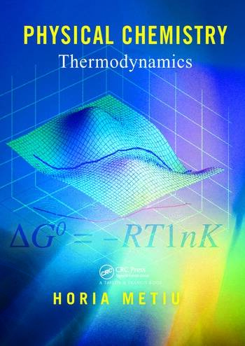 Physical Chemistry Thermodynamics book cover