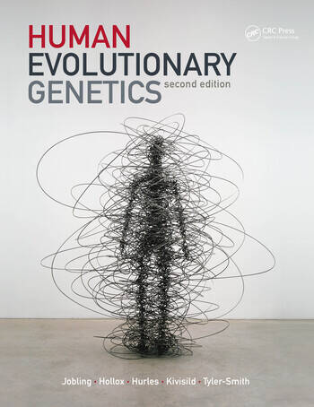 Human Evolutionary Genetics book cover
