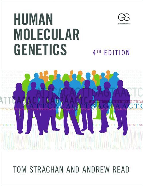 Human Molecular Genetics book cover