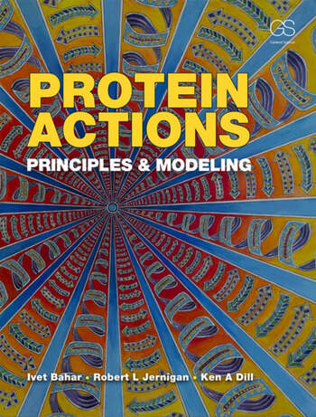 Protein Actions Principles and Modeling book cover