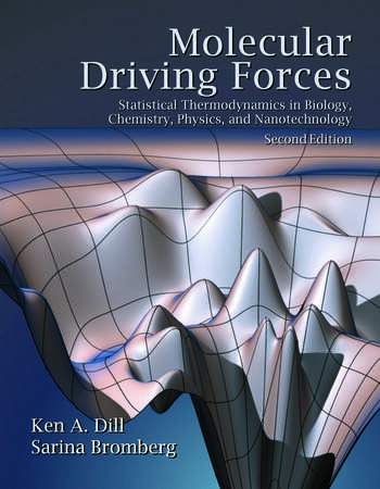 Molecular Driving Forces Statistical Thermodynamics in Biology, Chemistry, Physics, and Nanoscience book cover
