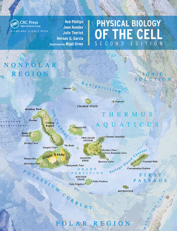 Physical Biology of the Cell book cover