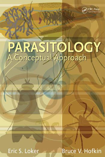 Parasitology A Conceptual Approach book cover
