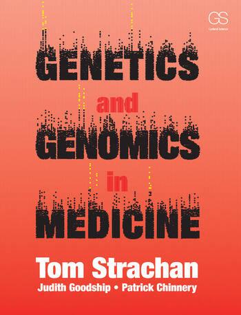 Genetics and Genomics in Medicine book cover