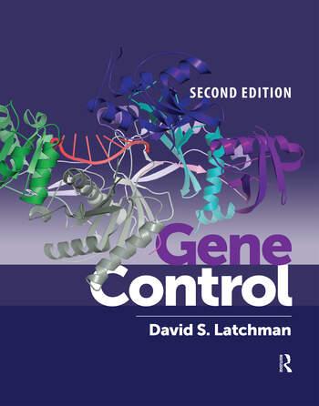 Gene Control book cover