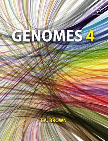 Genomes 4 book cover