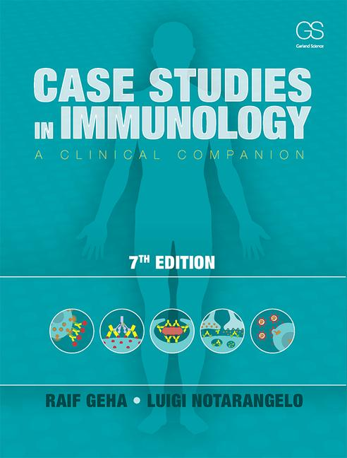 Case Studies in Immunology A Clinical Companion book cover