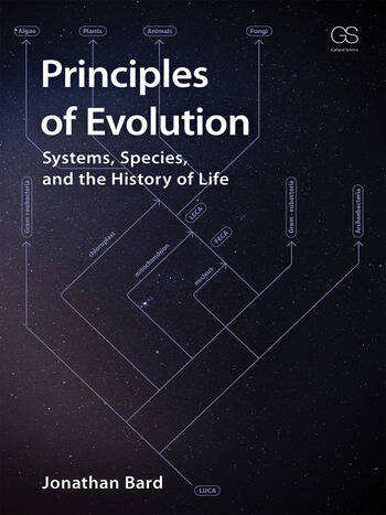 Principles of Evolution Systems, Species, and the History of Life book cover
