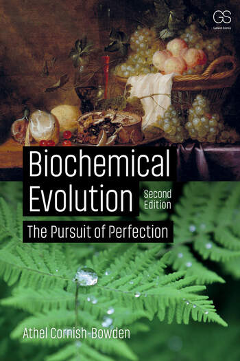 Biochemical Evolution The Pursuit of Perfection book cover