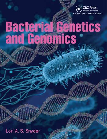 Bacterial Genetics and Genomics book cover