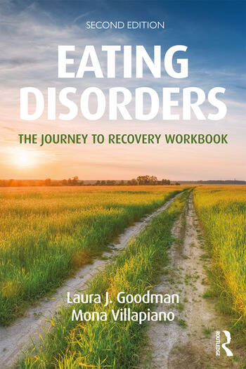 Eating Disorders The Journey to Recovery Workbook book cover