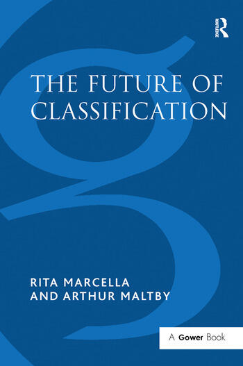 The Future of Classification book cover