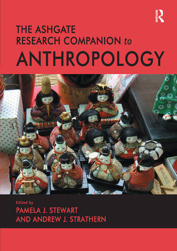 The Ashgate Research Companion to Anthropology book cover