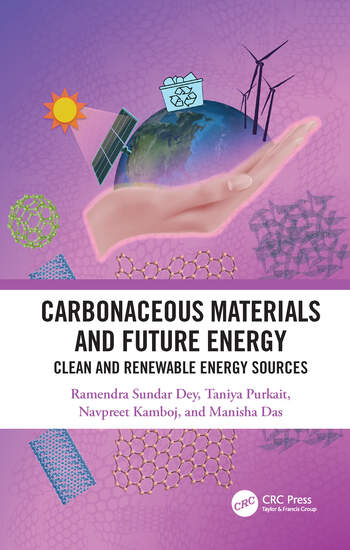 Carbonaceous Materials and Future Energy Clean and Renewable Energy Sources book cover