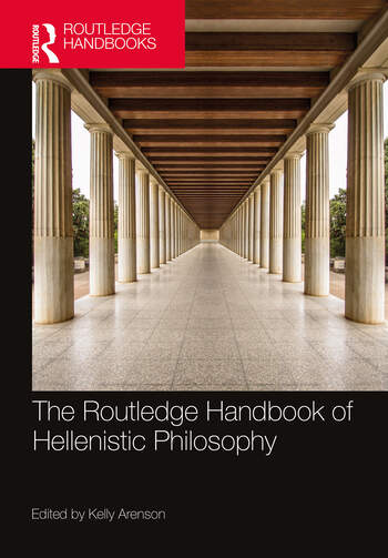 The Routledge Handbook of Hellenistic Philosophy book cover