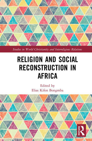 Religion and Social Reconstruction in Africa book cover