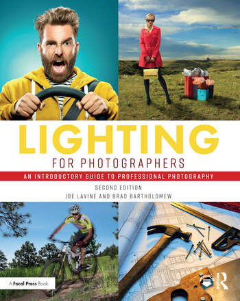 Lighting for Photographers An Introductory Guide to Professional Photography book cover