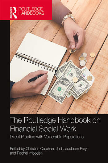 The Routledge Handbook on Financial Social Work Direct Practice with Vulnerable Populations book cover